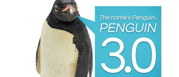 Penguin 3.0 Update Is Coming, And It Might be Good