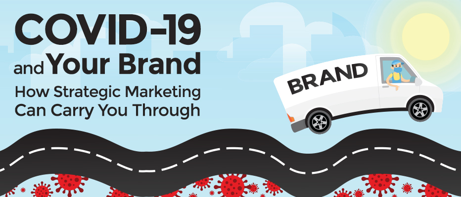 COVID-19 and Your Brand: How Strategic Marketing Can Carry You Through