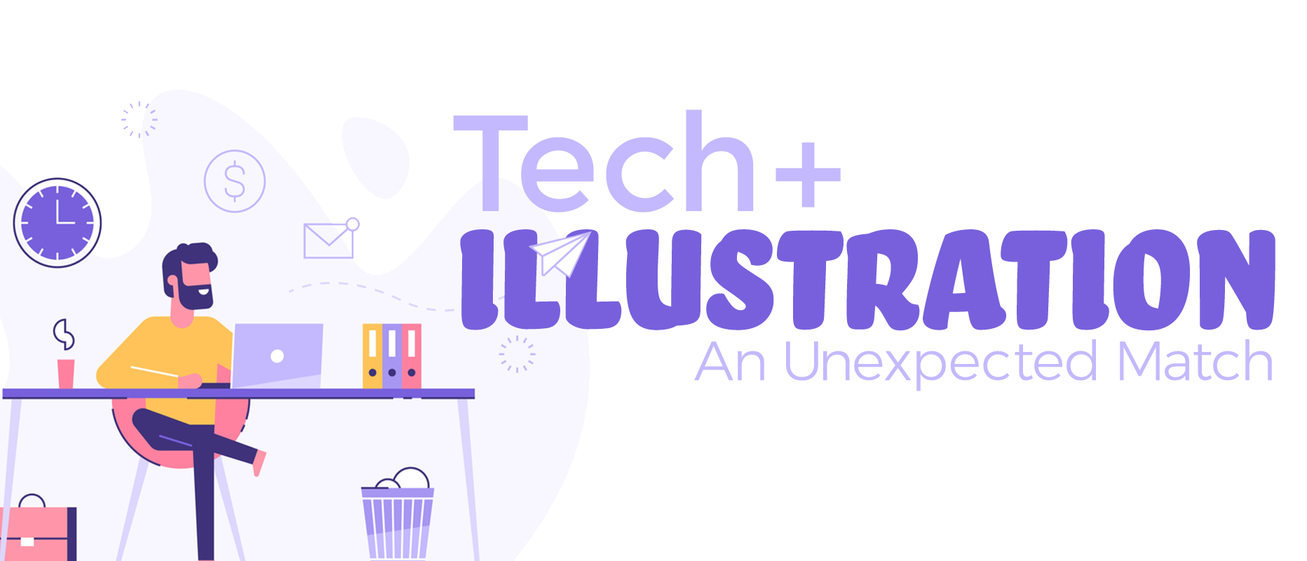 Custom Brand Illustrations: An Unexpected Trend